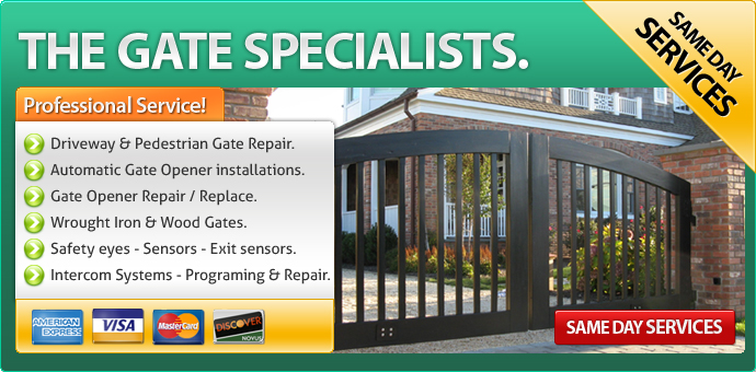Gate Repair Severance CO